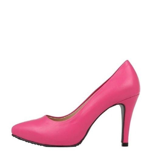 자야 코트 슈즈 분홍 JAYA Court Shoes Pink