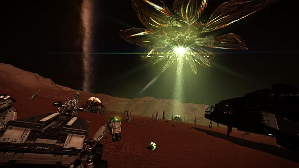 Elite Dangerous' Thargoids now appear on planets and can't be killed - PS4 release 27th June [X-Post /r/ElitePS] #Playstation4 #PS4 #Sony #videogames #playstation #gamer #games #gaming