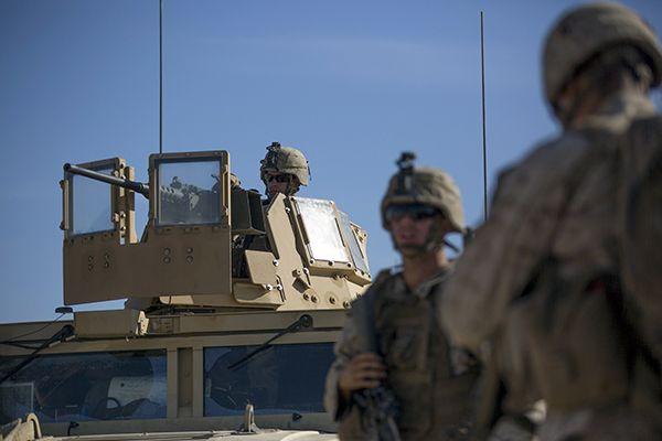ΤΟ ΚΟΥΤΣΑΒΑΚΙ: Ο στρατός των ΗΠΑ έμαθε να εντοπίζει  μια ζώνη αυτ...