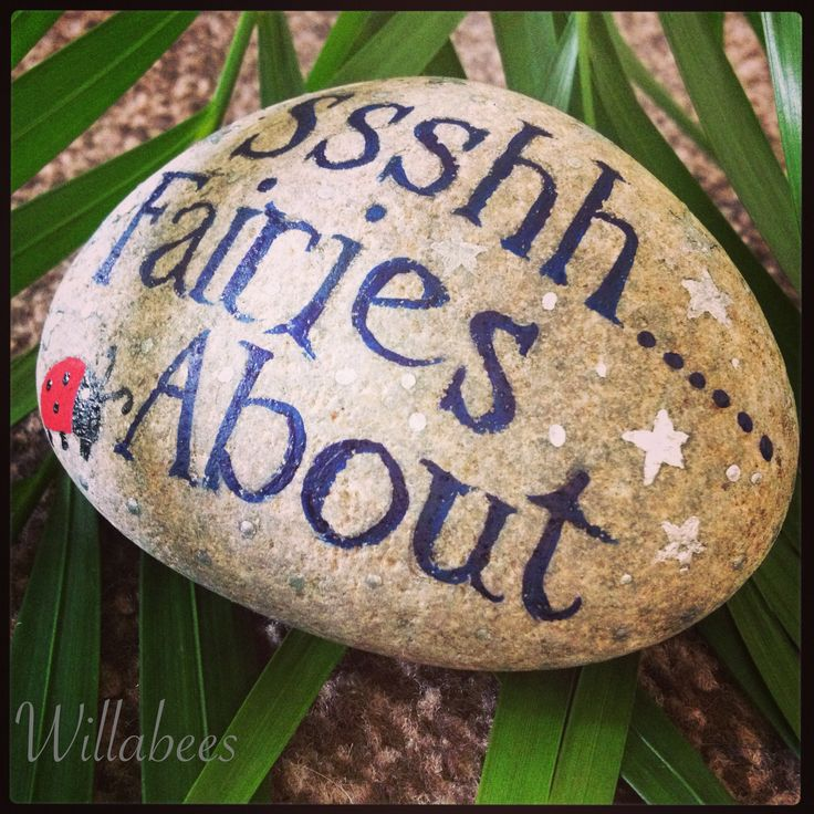 Rock painting ©Willabees