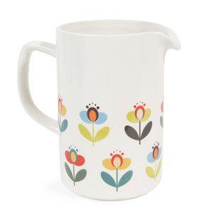 LUCETTE earthenware jug