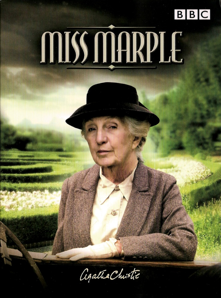 Miss Marple - Joan Hickson
