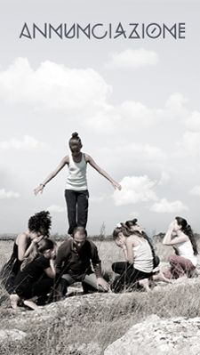 #Ilvangelodipasolini  #ANNUNCIAZIONE quadro coreografico di Giulio De Leo  Foto©LaMokaCommunication  www.vangelopasolinimurgia.it
