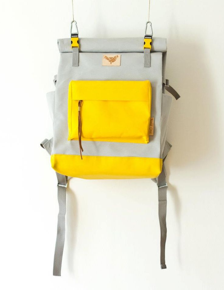 Summer 2012 - Wolfie - GREY/YELLOW, Blind Chic.
