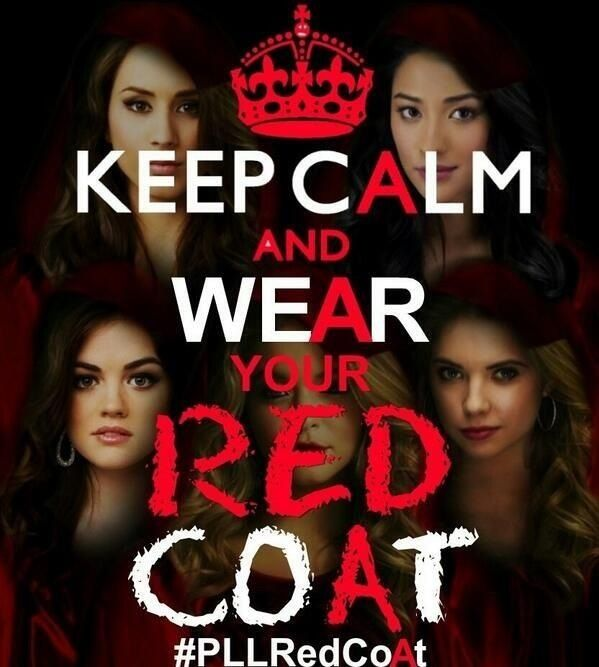1000  images about RED COAT on Pinterest | Keep calm Masks and