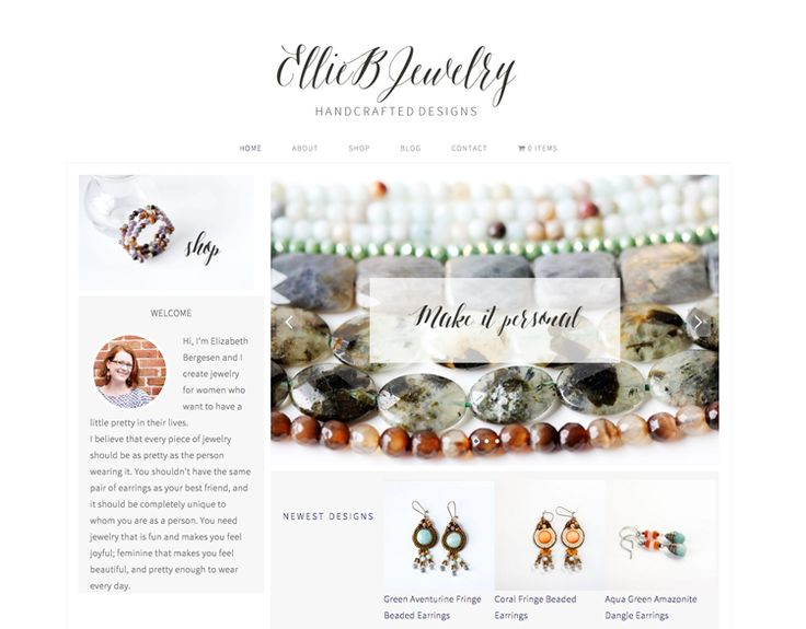 Adorn theme by Restored316 Designs