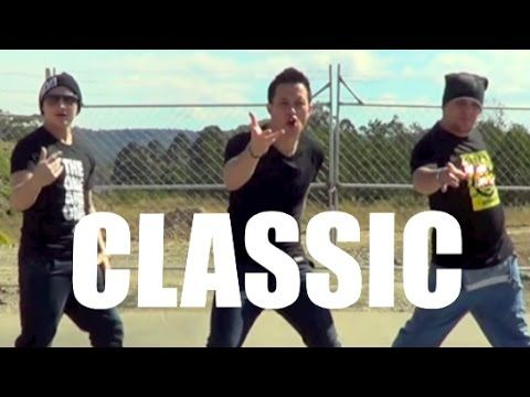 CLASSIC - MKTO Dance Choreography   Jayden Rodrigues - YouTube