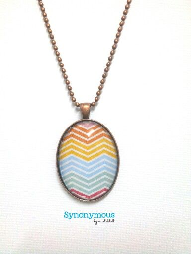 Handmade necklace. Synonymous by miss.leli.lott