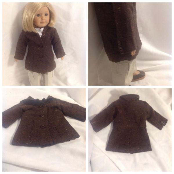 "Various styles of clothes to fit most all 18"" dolls. pictures shown are just a sample. Visit my Etsy Shop  https://www.etsy.com/ca/shop/JayCeeBoutique or Facebook page  https://www.facebook.com/JayCeePlayingwithdolls/"