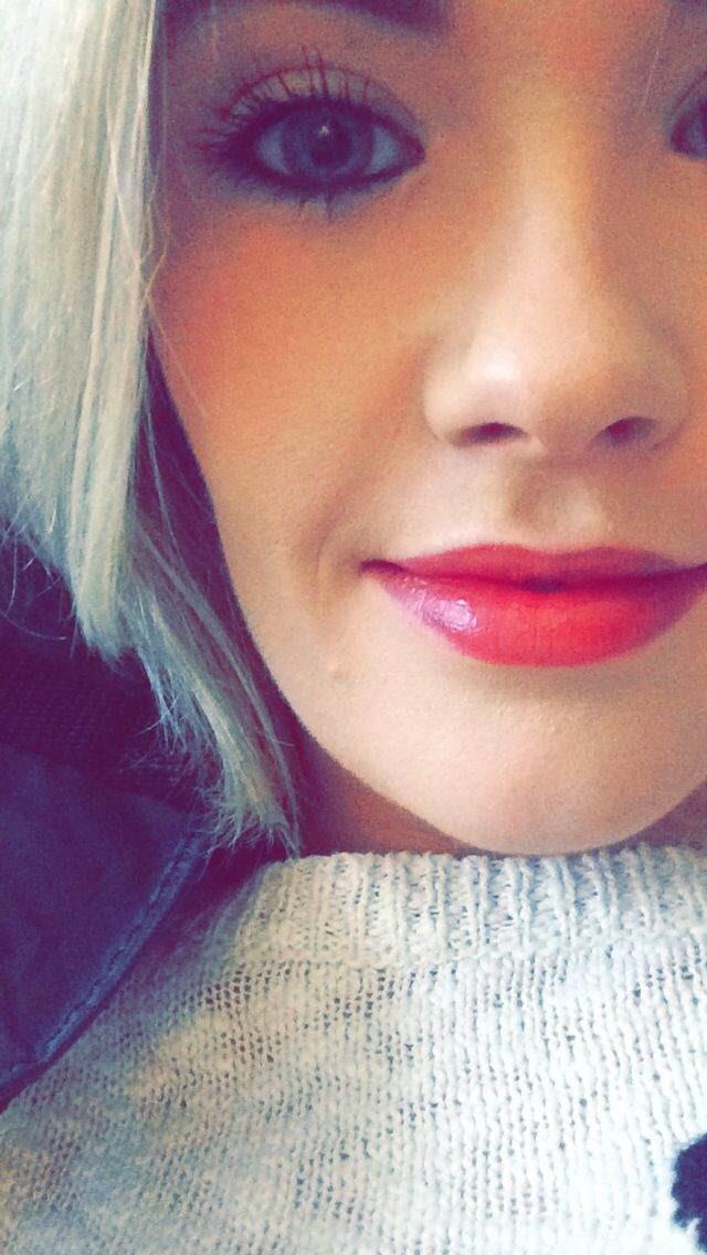 Playing with some lippy