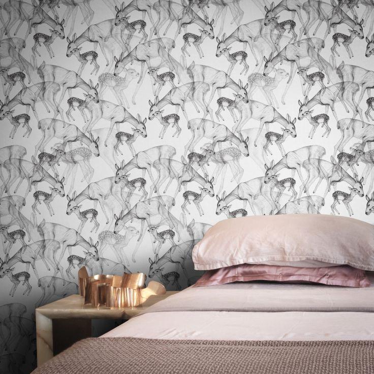 Astray Wallpaper by Teija Vartiainen | FEATHR™