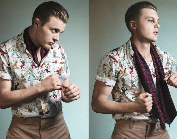 No brainer --> Michael Pitt Prada Menswear Spring/Summer 2012 Campaign