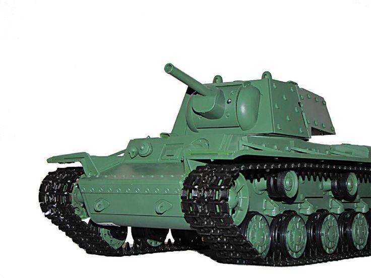 KW-1 Tank Rc