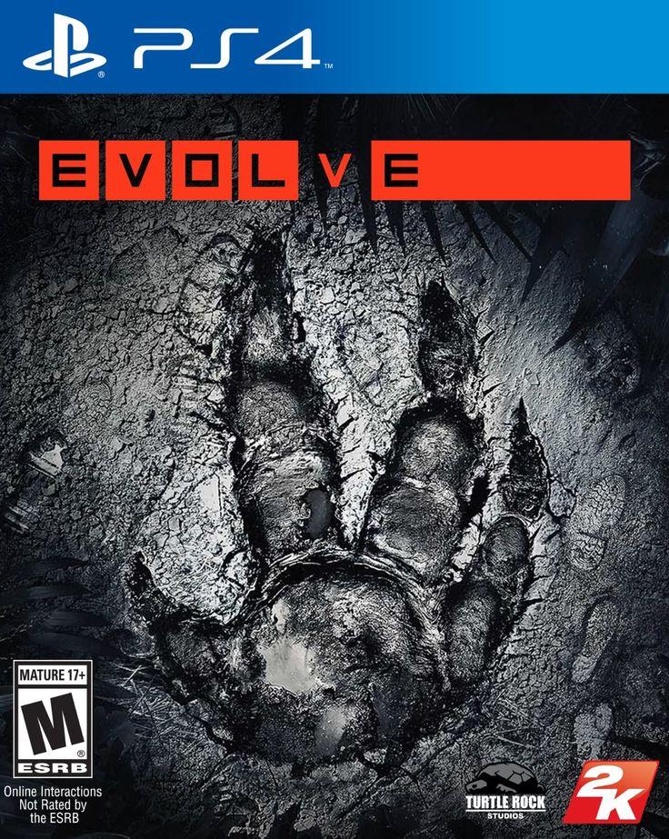 Evolve (PlayStation 4)