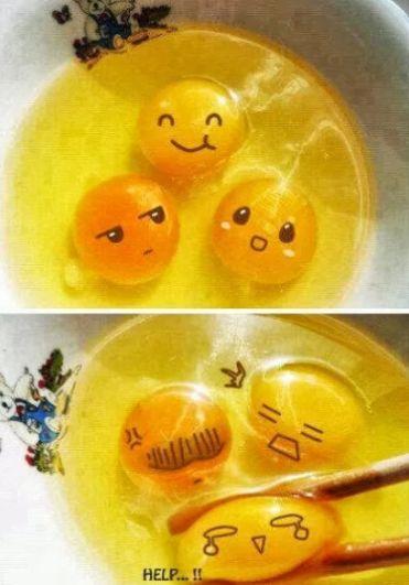 Anime Eggs