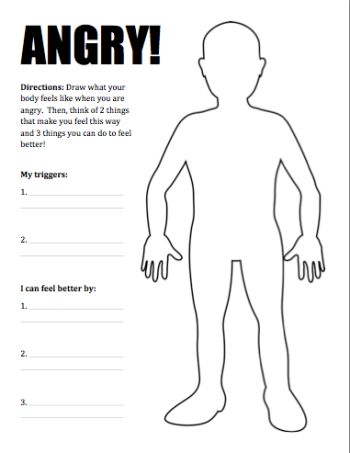 Worksheet Coping With Anger Worksheets 1000 ideas about anger management activities on pinterest games and coping skills