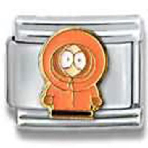 SOUTH PARK Kenny Standing Officially Licensed Italian Charm