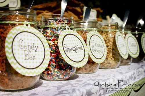 I'm Topsy Turvy: Ice Cream Parlor Birthday Party