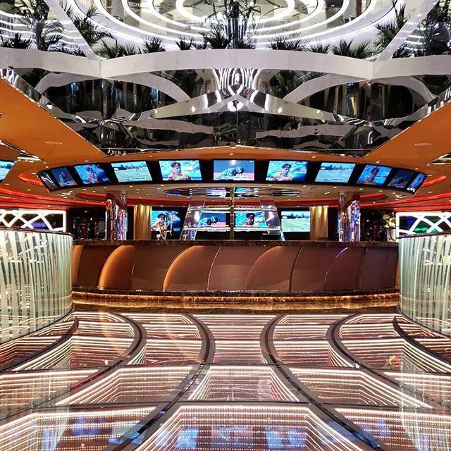 The Interior Design Of Msc Cruises Msc Seaside Are Elegant And