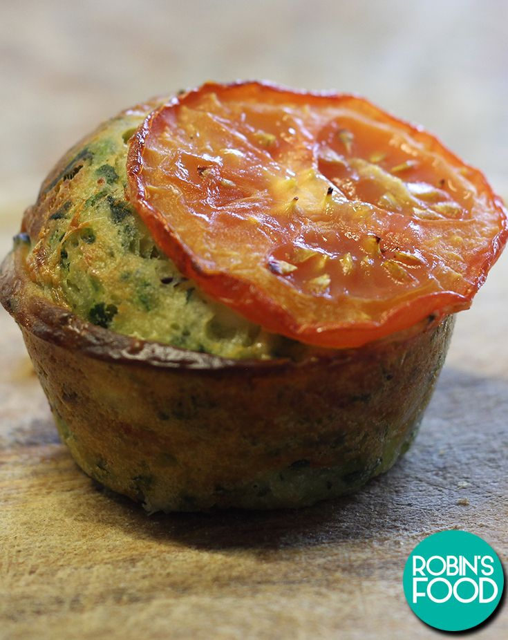Spinach Cheese Muffin – Robin's Food
