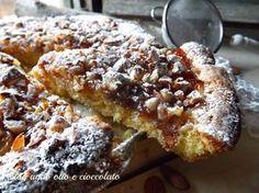 Crostata croccante alle mele