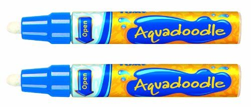 Tomy – 71841 – Loisir Créatif – Ardoise Magique – Sachet de 2 Stylos Aquadoodle | Your #1 Source for Toys and Games
