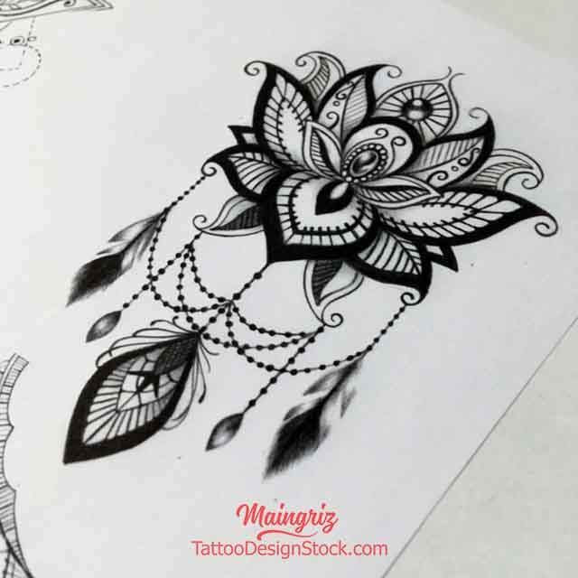 6 Lotus Mandala Download Tattoo Design 1 Mandala Tattoo