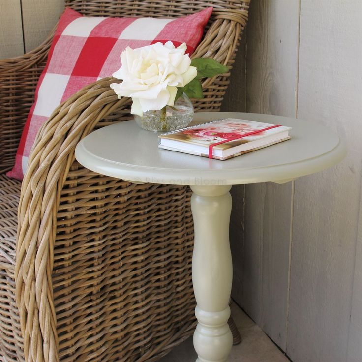 French style pedestal table SECONDS | Bliss and Bloom Ltd