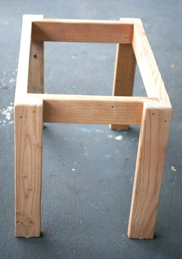 Diy Wooden Table Legs Ideas Furniture Wood Leg Live Edge ...