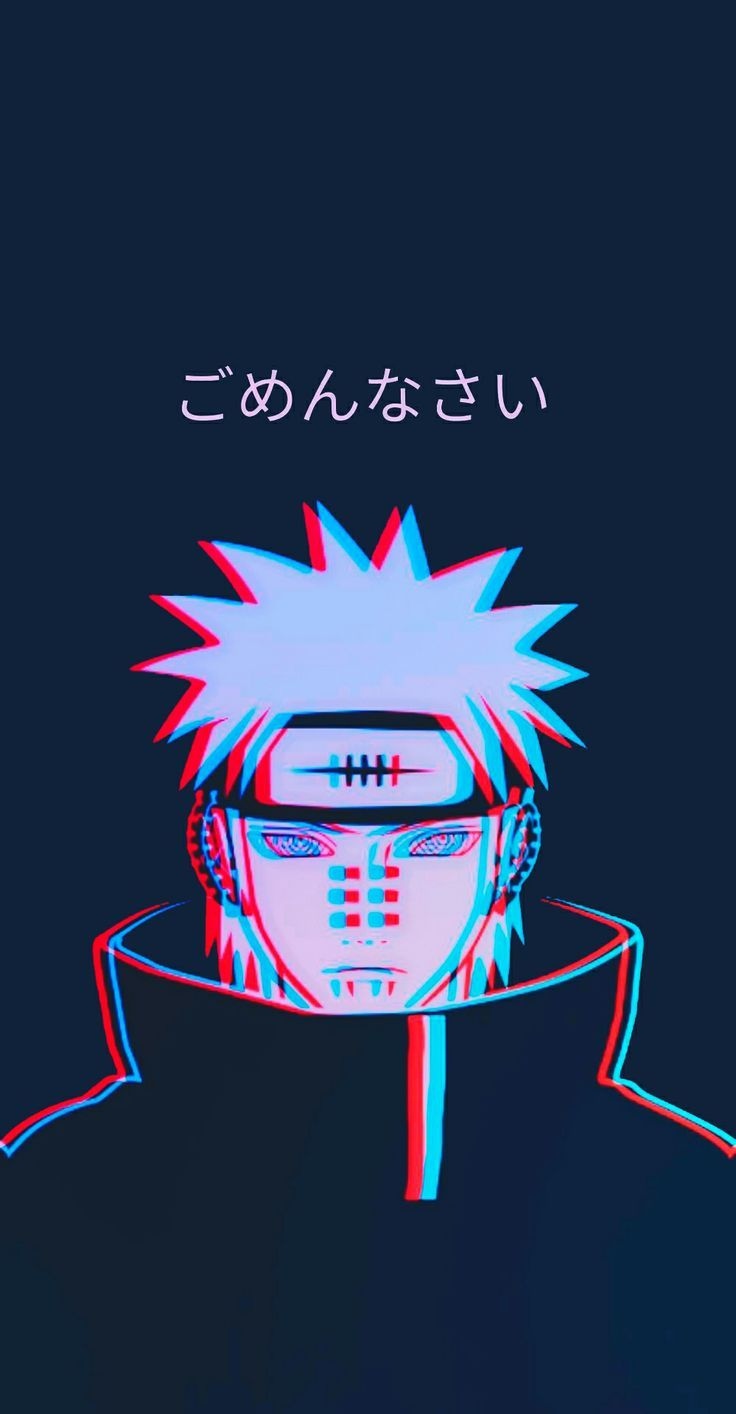 Pain de Naruto de Naruto pain wallpapers 4k free