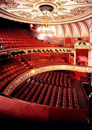 Grand #Theatre Wolverhampton. I dream of performing in/ and or attending a show in such a beautiful place