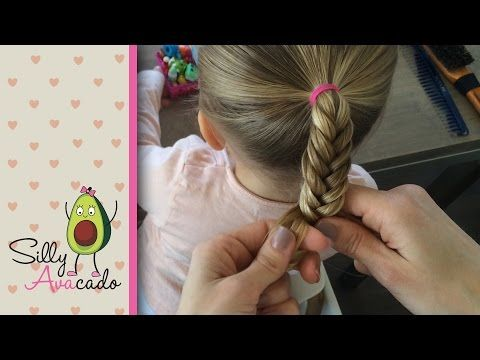 Ponytails - 6 Easy Back-to-School Ponytail Hairstyles for Toddler Girls! How to do Ponytail/pigtails - YouTube