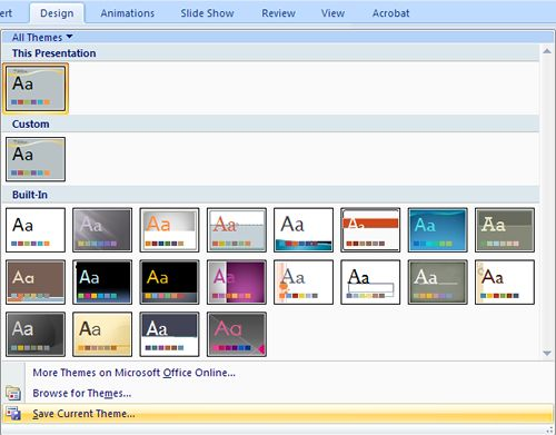 Free download .thmx #PPT #Templates | .thmx is an Office ...