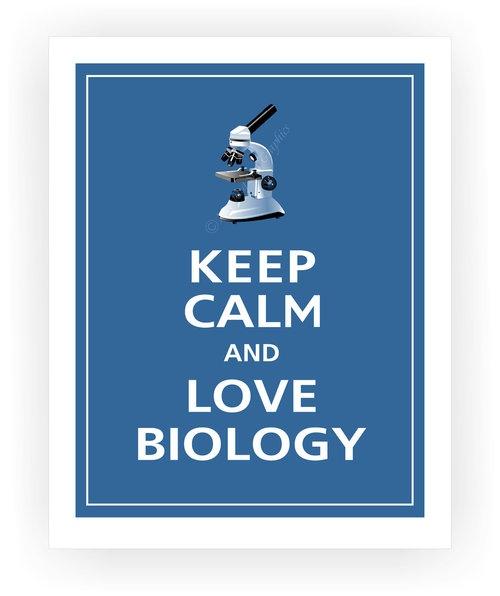 Keep Calm And Hate Math | biology # keep calm love biology # microscope # science