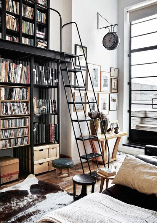 stairway to book heaven.                                                                                                                                                                                 More