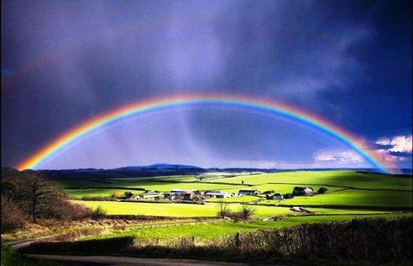 12 best Beautiful Rainbows images on Pinterest  Rainbow
