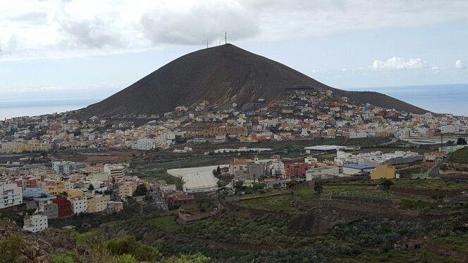 La Montaña de Galdar Gran Canaria