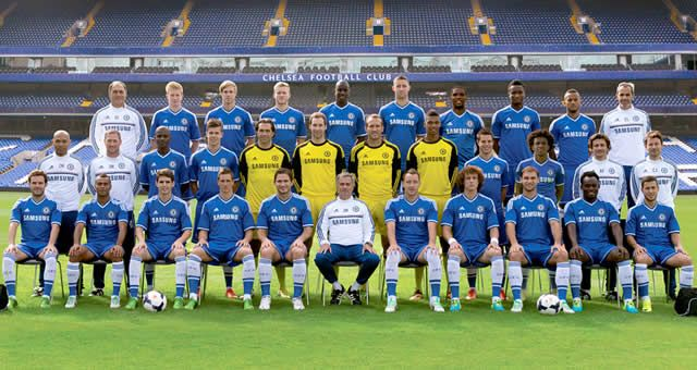 First Team | Players and Staff | Official Site | Chelsea Football Club