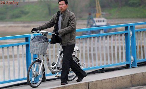 Čína se stává průkopníkem ve sdílení kol. Jízda je módním trendem
