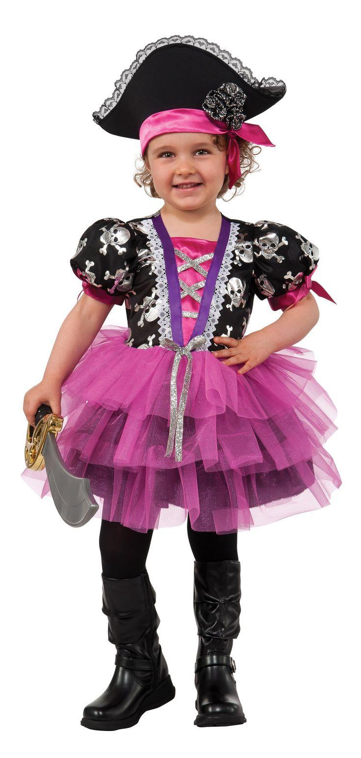 Rubie's Pirate Princess Costume