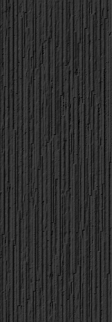Las texturas pueden generar percepciones en los espacios.