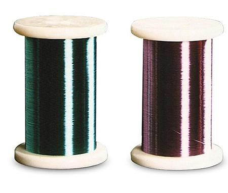 Enamel Copper Wire (Magnet Wire) is an insulated copper electrical conductor used in motors, transformers and other electromagnetic equipment. When wound into a coil and energized, magnet wire creates an electromagnetic field.