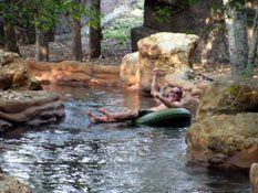 Lazy River at the Hyatt Hill Country Resort