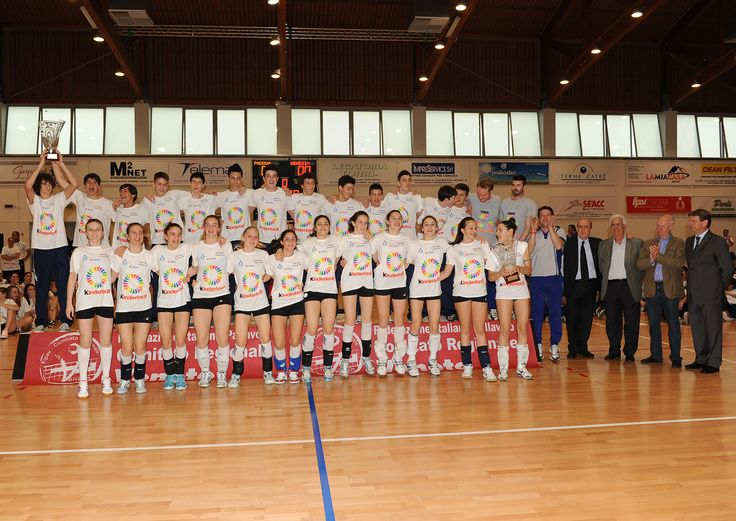 Grande prova al Trofeo delle Province: #Padova vince sia il torneo under 15 maschile che quello under 14 femminile!