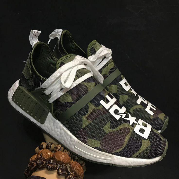 Adidas Human Race NMD-002