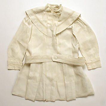dress, 1915