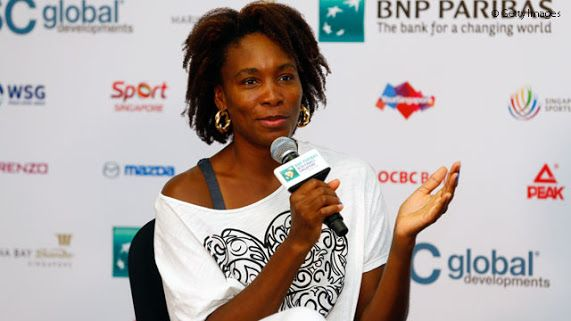 "11/2/15 Via WTA... VEE: ""It really is an opportunity for all the players here. The draw is really deep and of high quality - everyone is really equally matched."" V. Williams was drawn alongside WTA Rising Stars Madison Keys and Zheng Saisai in the round robin stage.  ""All the players here are excited to be here. Whether or not it makes the season longer, I think many of the players look at it as an opportunity.""  <3"