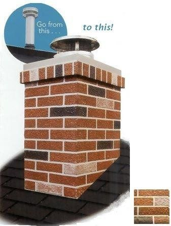 R-Co 204-1317-C Rectangle Cap and Trim by R-Co. $143.90. Design is stylish and innovative. Satisfaction Ensured.. Item Width: 19. Item Length: 24. Manufactured to the Highest Quality Available.. Great Gift Idea.. Rectangle Cap and Trim - Gives R-CO chimney surrounds a finished look. Includes trim bricks and crown-shaped cover. For use with rectangular surrounds. Design is stylish and innovative. Satisfaction Ensure. Item Length: 24. Item Width: 19