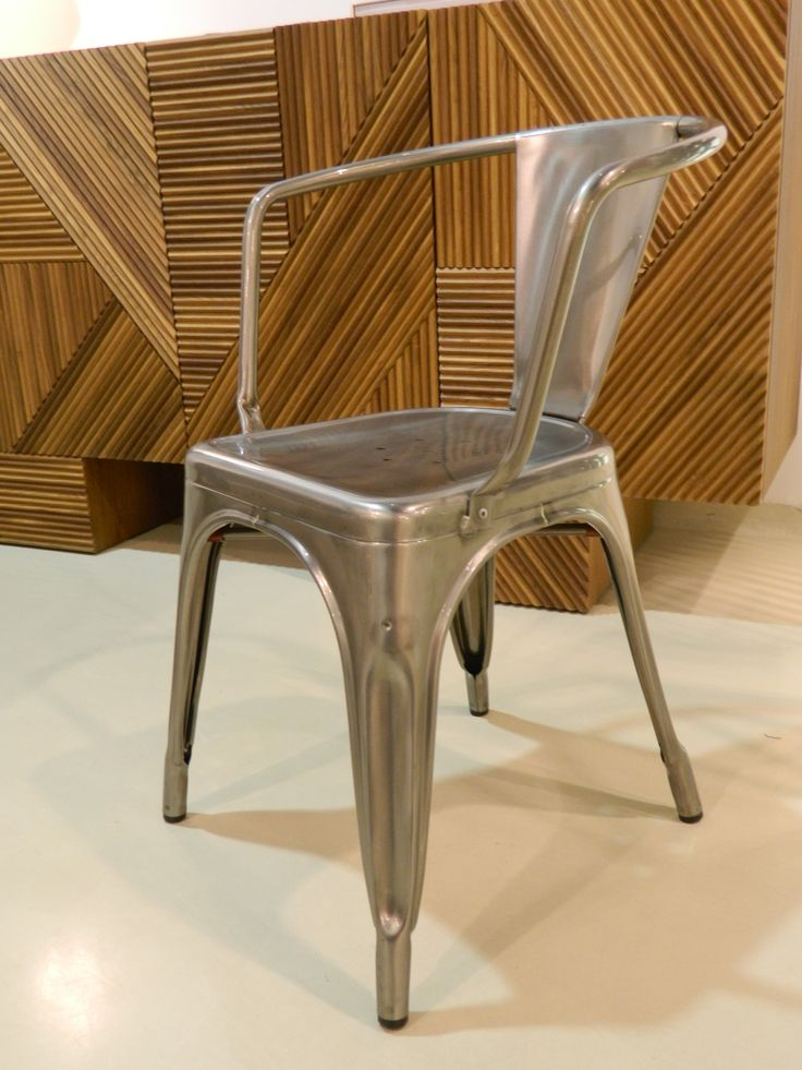 wood&iron - chair&sideboard