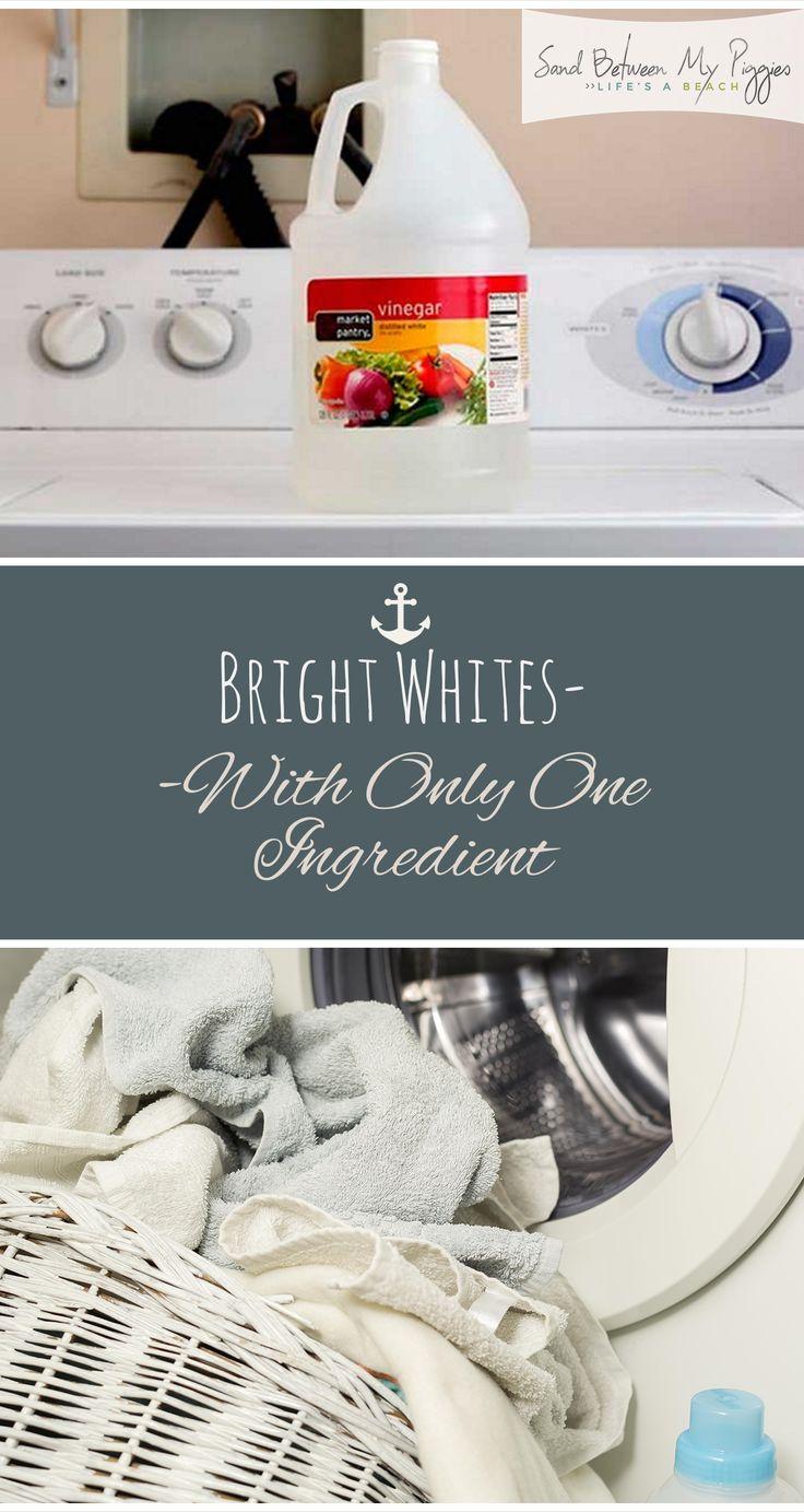 How to Whiten Clothes, How to Easily Whiten Clothes, Natural Ways to Whiten Clothing, Laundry Tips and Tricks, Quick Ways to Whiten Clothes